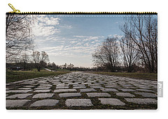 Cobble-stones Carry-all Pouch by Sergey Simanovsky