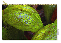 Carry-all Pouch featuring the photograph Cobra Lily Love by Suzy Piatt
