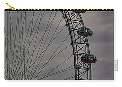 Coca Cola London Eye Carry-all Pouch by Martin Newman
