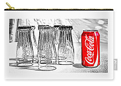 Coca-cola Ready To Drink By Kaye Menner Carry-all Pouch