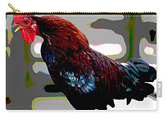 Cock Crowing Carry-all Pouch