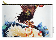 Cock Fighting Carry-all Pouch