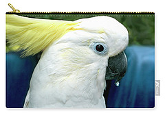 Cockatoo Bird Carry-all Pouch