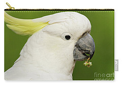 Cockatoo Close Up Carry-all Pouch