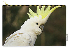 Cockatoo Crest Carry-all Pouch