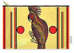 Cockatoo Safety Matches Carry-all Pouch