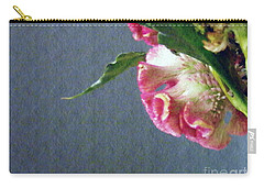 Carry-all Pouch featuring the photograph Cockscomb Bouquet 6 by Sarah Loft