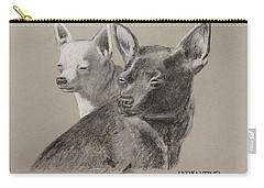 Coco And Rudy Carry-all Pouch