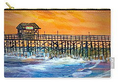 Cocoa Beach Pier Carry-all Pouch