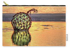 Cocoa Beach Sunset Carry-all Pouch by JC Findley