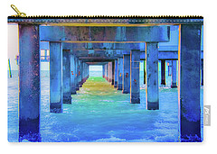 Cocoa Pier Carry-all Pouch