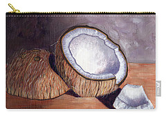 Coconut Anyone? Carry-all Pouch