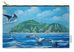 Coco's Island, Costa Rica Carry-all Pouch