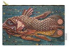 Coelacanth Carry-all Pouch