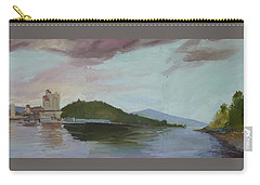 Coeur D Alene Lake    North  Idaho Carry-all Pouch