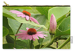 Coexisting Carry-all Pouch