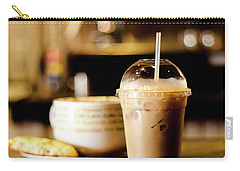 Coffee Bar Atmosphere Carry-all Pouch