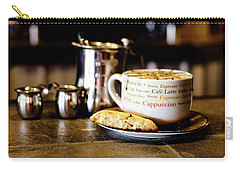Coffee Bar Carry-all Pouch