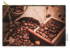 Coffee Bean Art Carry-all Pouch