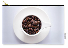 Coffee Beans Carry-all Pouch by Happy Home Artistry