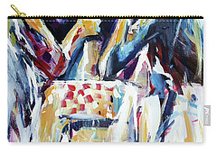 Coffee Exhibit A Carry-all Pouch by John Jr Gholson