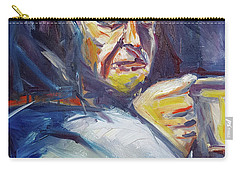 Coffee Exhibit B Carry-all Pouch by John Jr Gholson