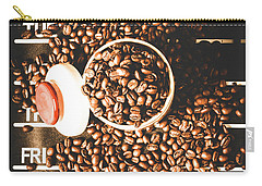 Coffee On The Menu Carry-all Pouch