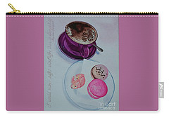 Coffee Carry-all Pouch by Sandra Phryce-Jones