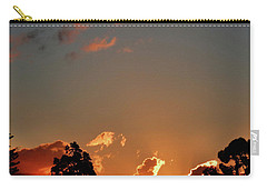 Coffee Sunset Carry-all Pouch by Mark Blauhoefer