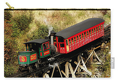 Cog Railway Vintage Carry-all Pouch