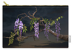 Cogan's Wisteria Tree Carry-all Pouch
