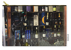 Cognacs And Scotches Carry-all Pouch