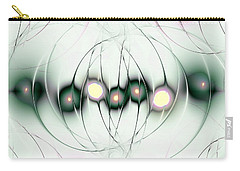 Carry-all Pouch featuring the digital art Cognitive Consistency by Anastasiya Malakhova