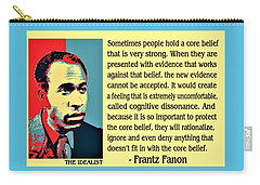 Cognitive Dissonance Frantz Fanon Carry-all Pouch