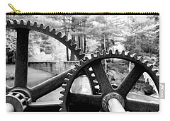 Cogs Carry-all Pouch by Greg Fortier