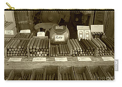 Tobacco Photographs Carry-All Pouches