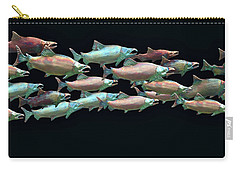 Coho Migration Carry-all Pouch