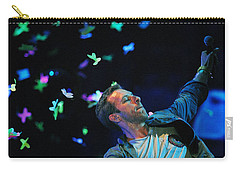 Coldplay1 Carry-all Pouch by Rafa Rivas