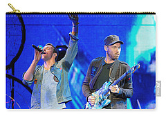 Coldplay6 Carry-all Pouch by Rafa Rivas