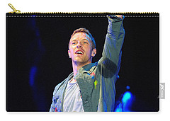 Coldplay8 Carry-all Pouch by Rafa Rivas