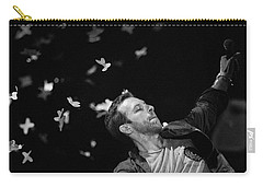 Coldplay9 Carry-all Pouch by Rafa Rivas