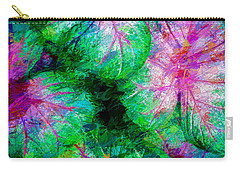 Carry-all Pouch featuring the photograph Coleus by Paul Wear