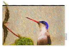 Colibri Carry-all Pouch by John Kolenberg