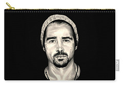 Colin Farrell  Total Recall Carry-all Pouch by Fred Larucci