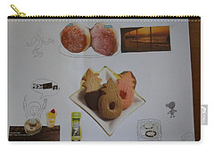 Collage Carry-all Pouch
