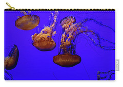 Collection Of Jellyfish Carry-all Pouch