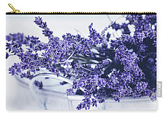 Collection Of Lavender  Carry-all Pouch