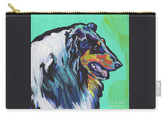 Collie Collie Carry-all Pouch