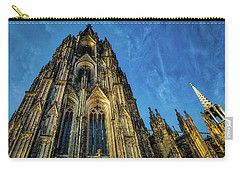 Cologne Cathedral Afternoon Carry-all Pouch