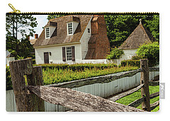 Colonial America Home Carry-all Pouch
